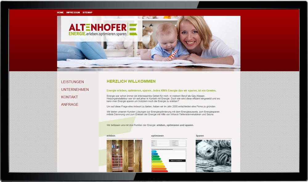 homepage www.martin-altenhofer.at