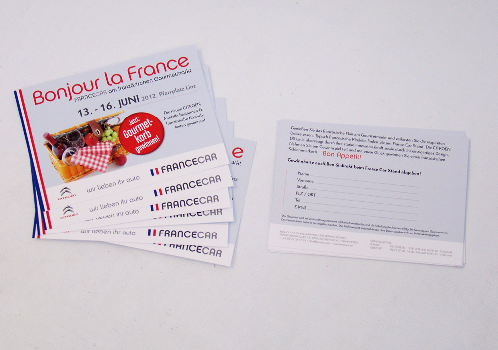 flyer francecar