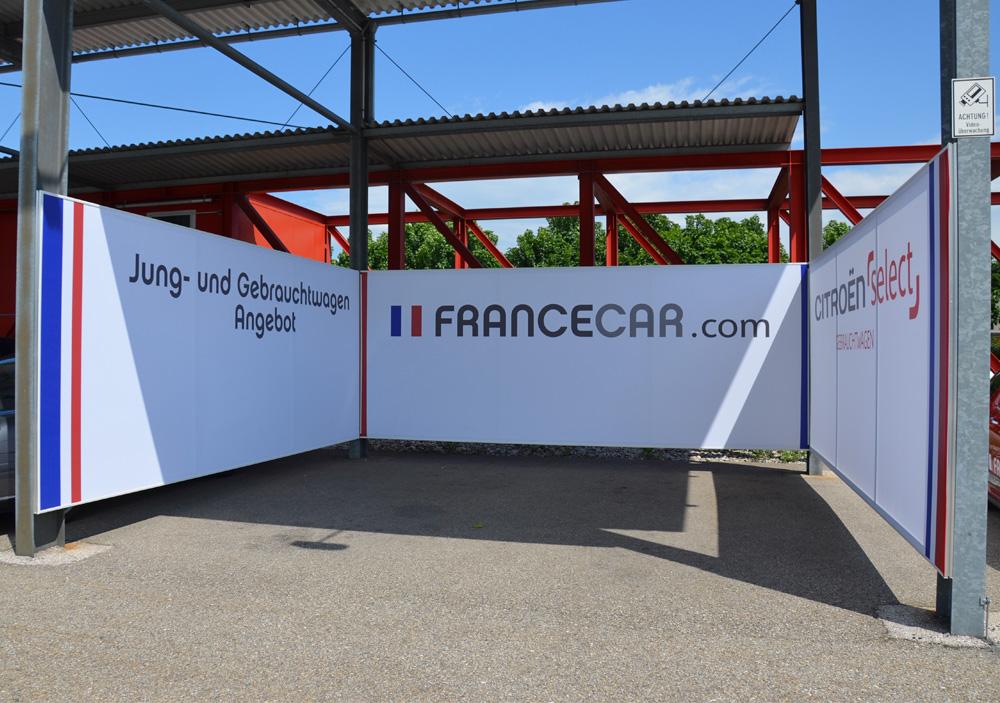 gebrauchtwagenplatz francecar