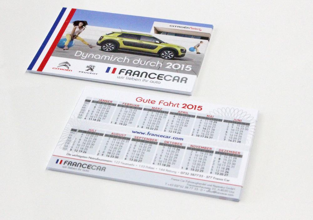 kalender francecar