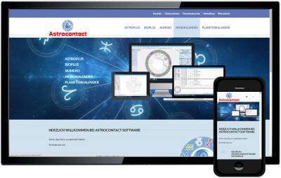 astrocontact software, linz