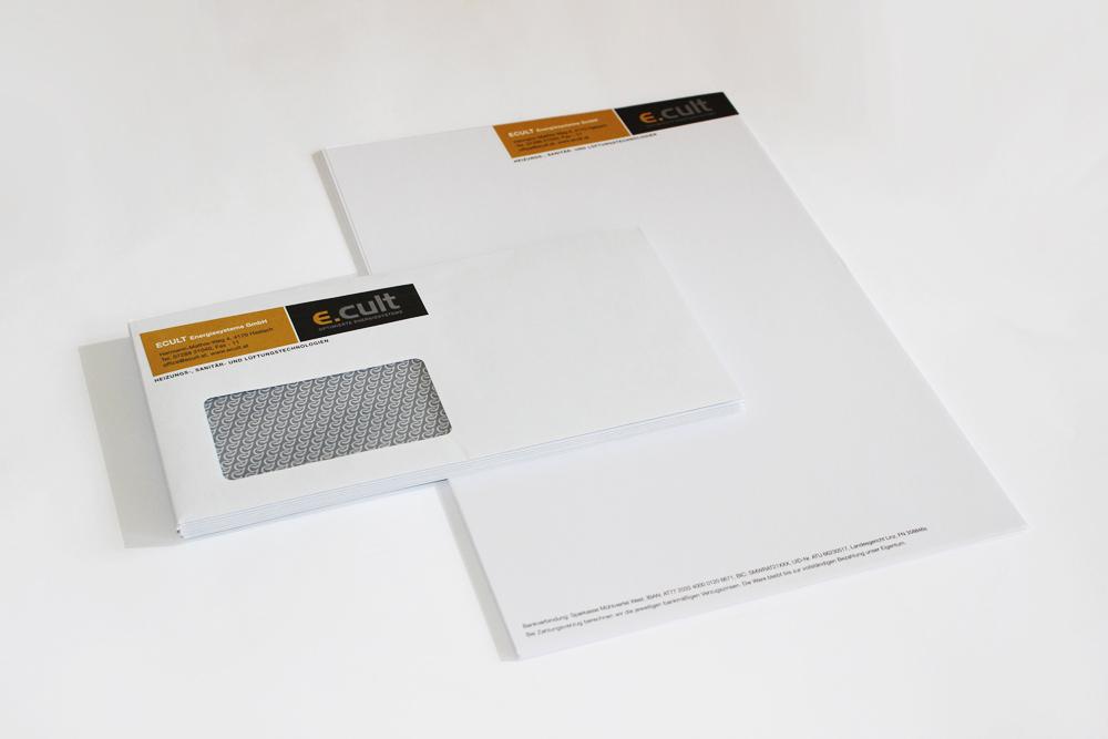 kuverte und briefpapier