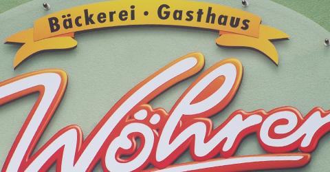 gasthaus bäckerei wöhrer