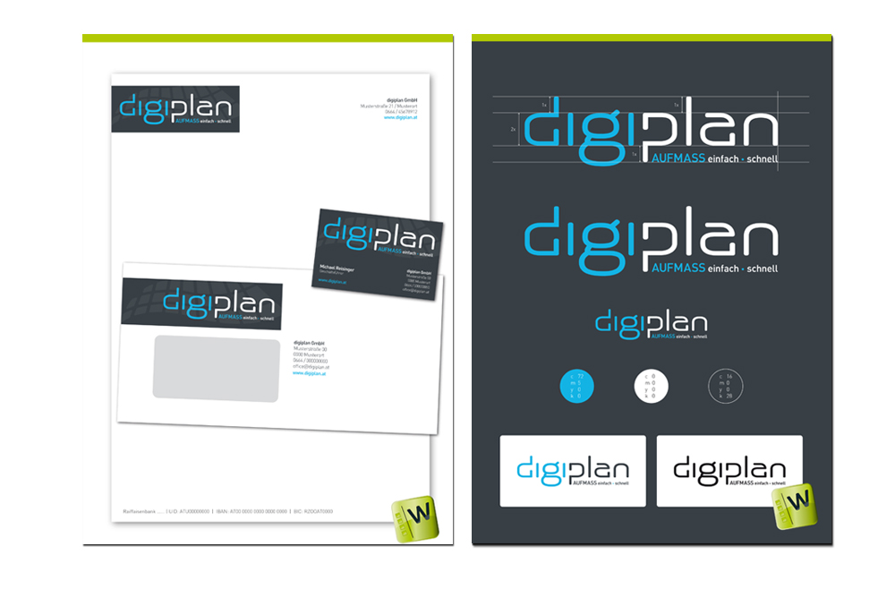 logo und corporate design