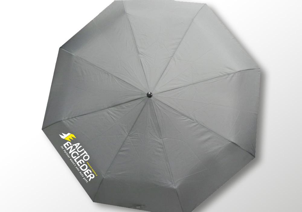 aufdruck regenschirm