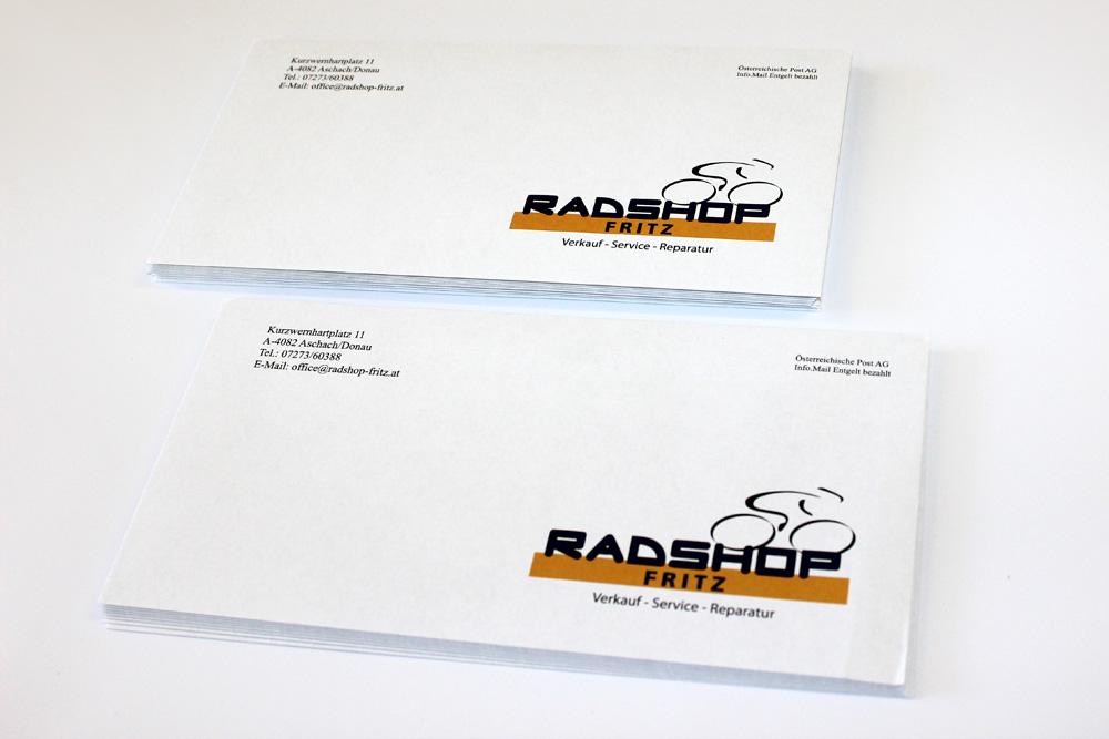kuverte C6/5 mit haftfixverschlus