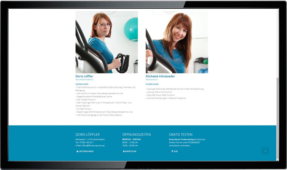 webseite, homepage