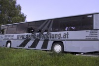 busbeklebung