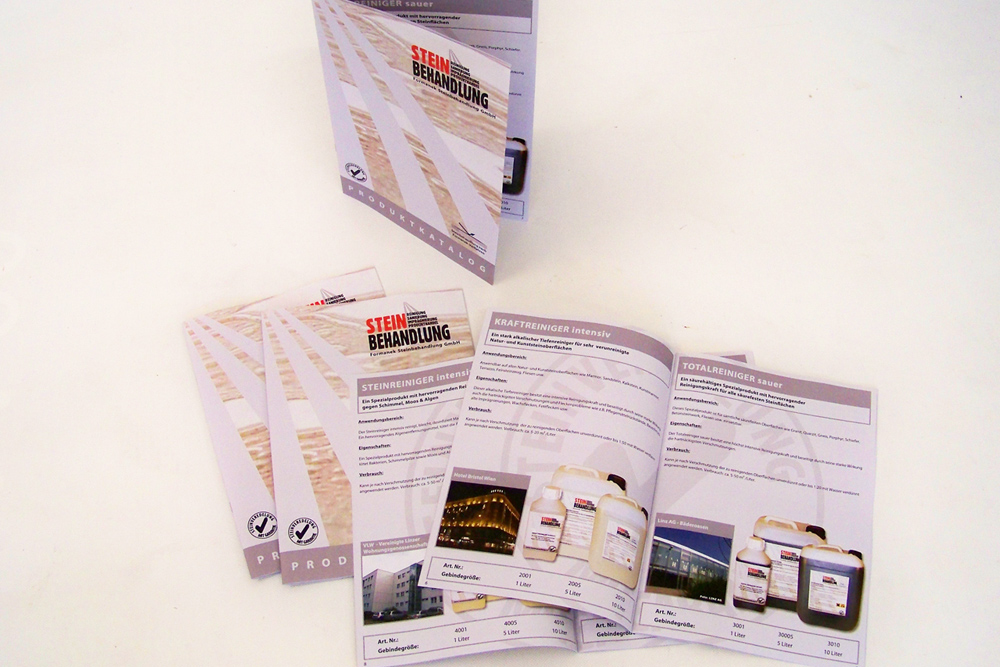broschüre A4