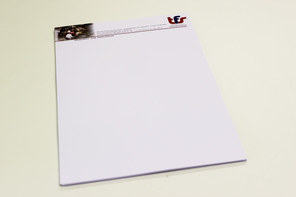 breifpapier A4