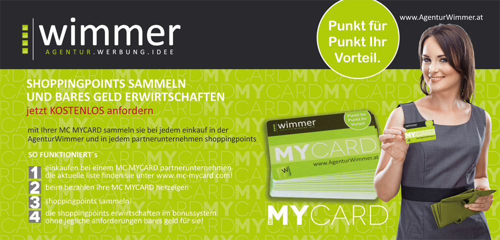 agenturwimmer mycard