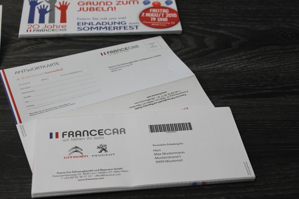 personalisierte einladung