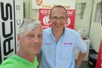 Böhmerwaldmesse 2015: Red Zac Gabriel, Ulrichsberg - Norbert Gabriel