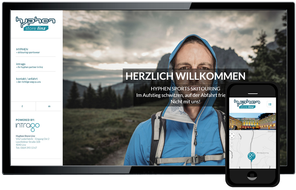 wensitegestaltung mit wordpress