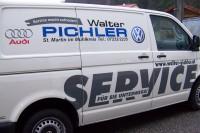 fahrzeugbeklebung VW T5