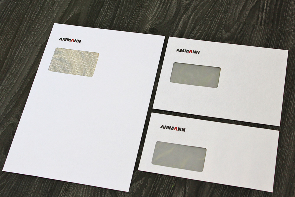 gestaktung und produktion kuverte