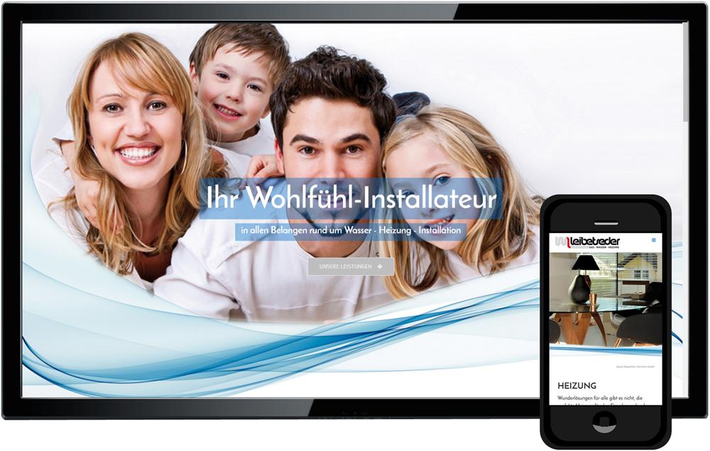 webseiten und homepages mit wordpress