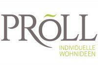 logo pröll individuelle wohnideen
