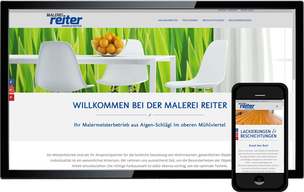 homepage erstellung mit wordpress