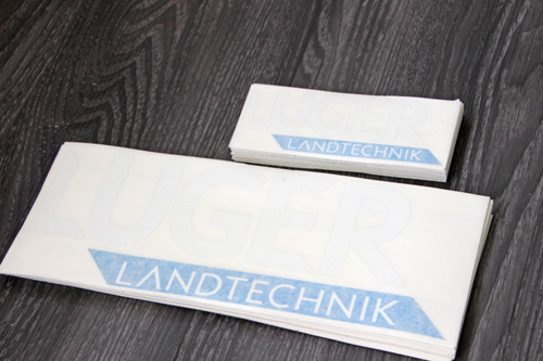 konturgeschnittene digitaldruckaufkleber