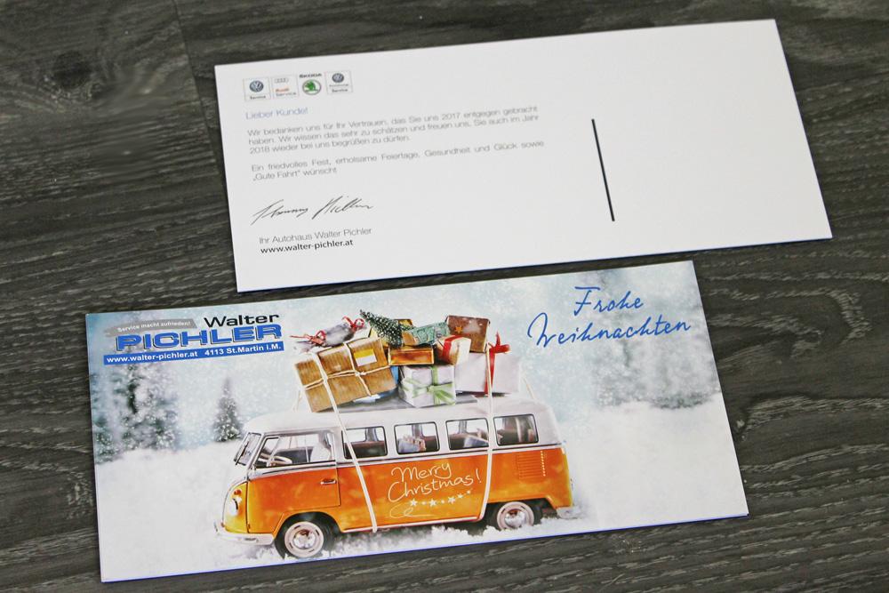 personalisierte weihnachtskarten