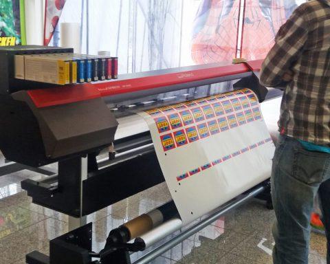 Neue Großformatdrucker in der Agentur WImmer