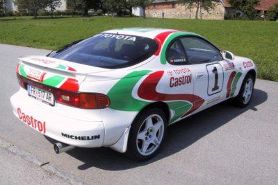 Toyota Celica Carlos Sainz Aufklabersatz