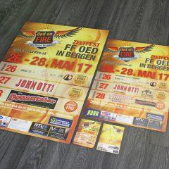 flyer und plakate