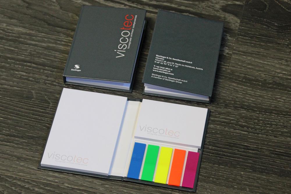 haftnotiz booklets
