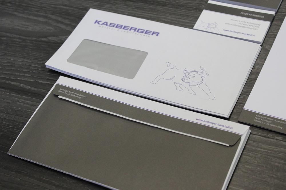 vollflächig bedruckte kuverte