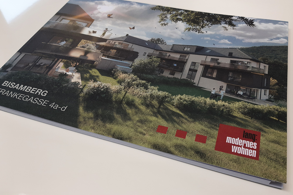 broschüre A4 quer, 60-seitig