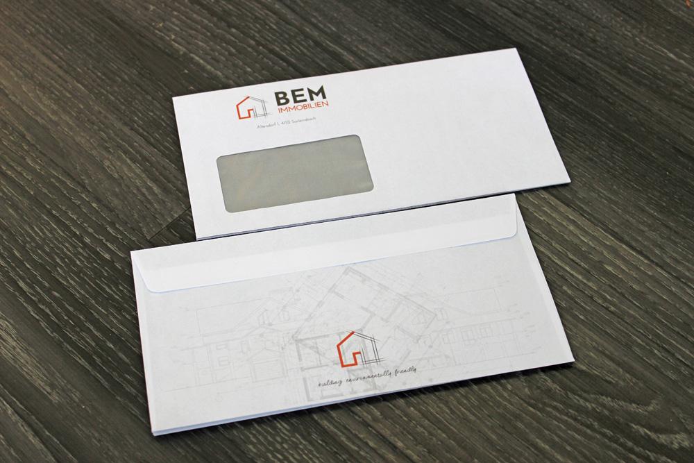 kuverte für neugründer