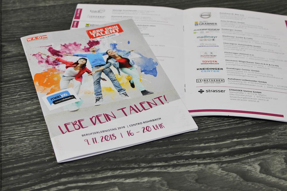 broschüre 32-seitig