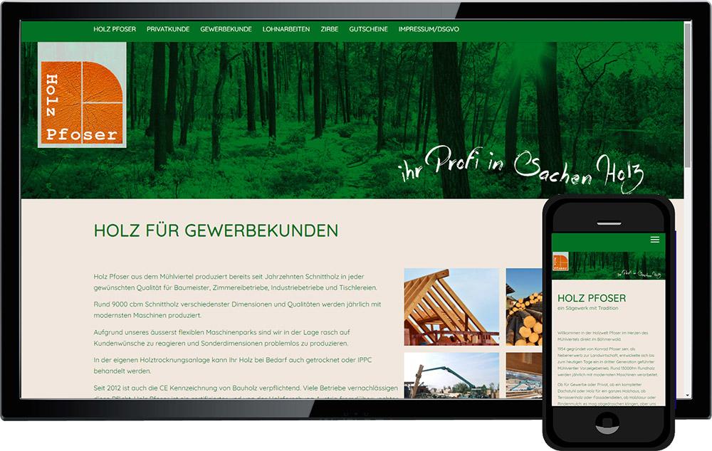 website-erstellung in wordpress