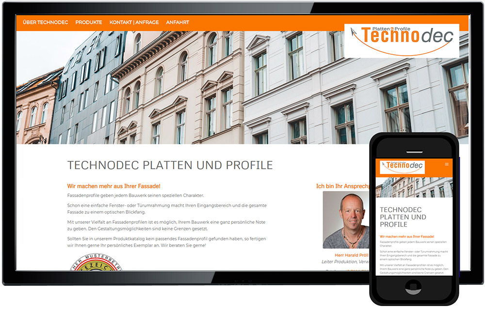 websiteprogrammierung