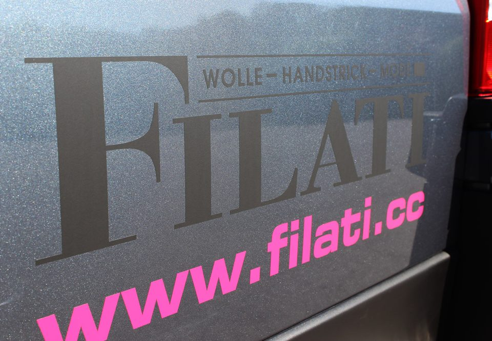 folierung peugeot boxer mit transparenter digitaldruckfolie