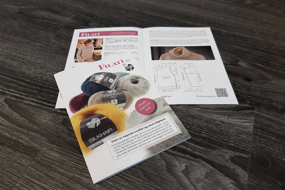 broschüre A5, 16-seitig