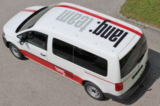 beklebung vw caddy maxi