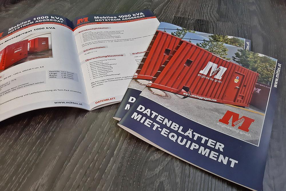 broschüre A4 44-seitig