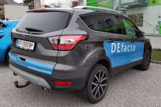 folierung ford kuga