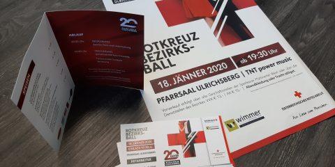 rotkreuz bezirksball 2020