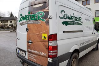 folierung mercedes sprinter