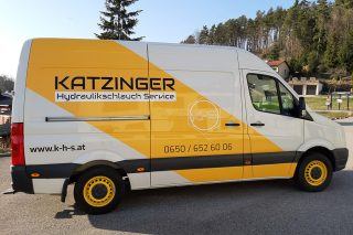 folierung vw crafter
