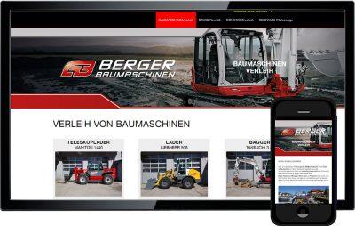 Berger Baumaschinen, Oepping