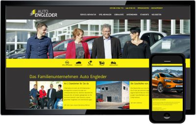 Auto Engleder, Putzleinsdorf