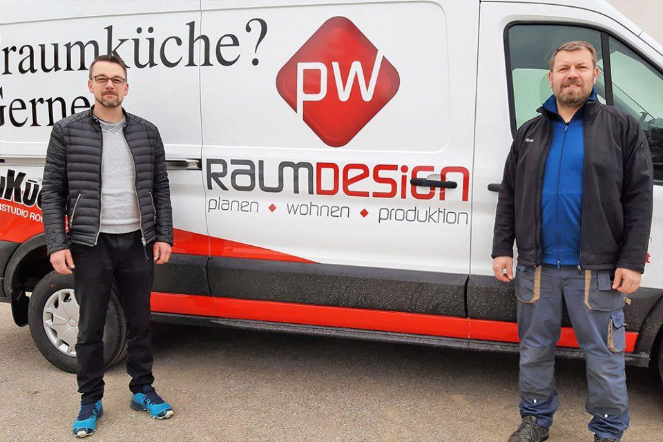 dietmar wakolbinger, pw-raumdesign und wolfgang bauer , AgenturWimmer