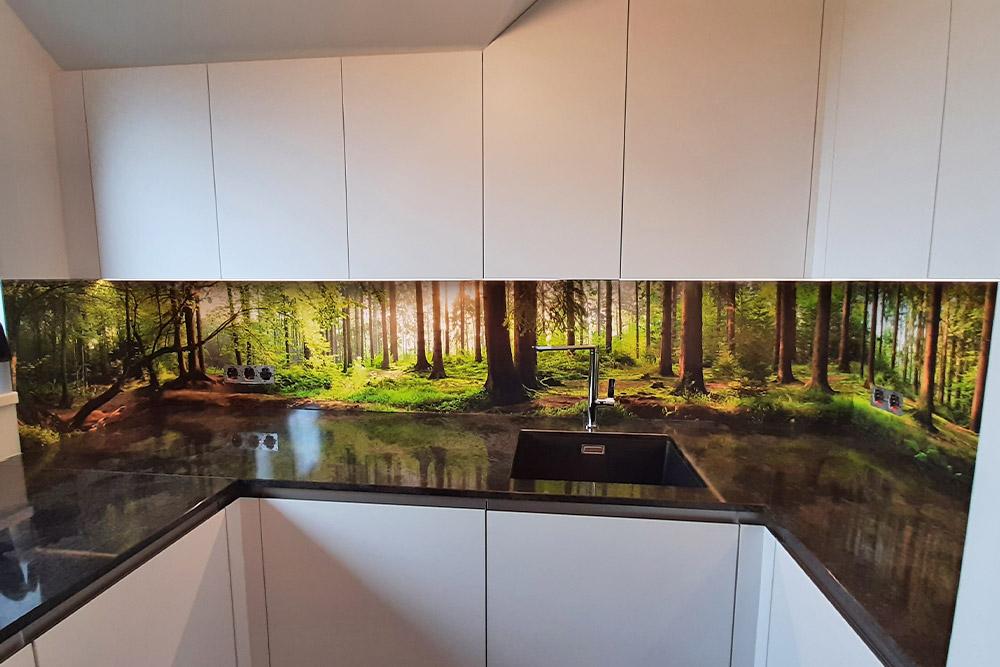folierung küchenrückwand
