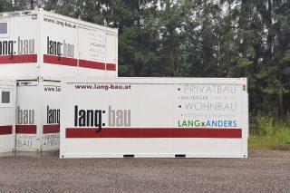 containerfolierung