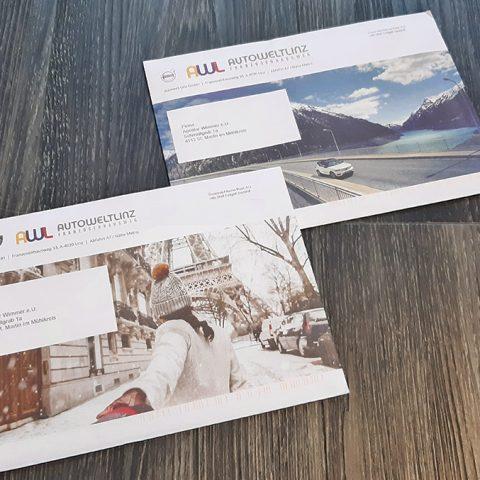 bedruckte kuverte personalisiert